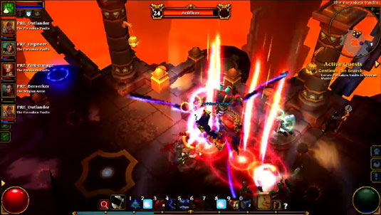 Gameplay movies - Torchlight II